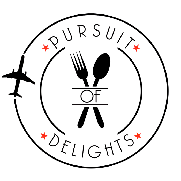 Pursuit of Delights Logo